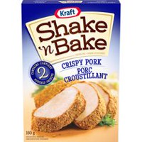 Kraft Shake 'n Bake Crispy Pork Coating Mix