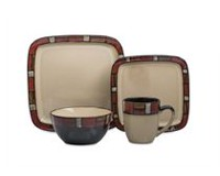 Cuisinart® Brickson Collection 16-Piece Dinnerware Set