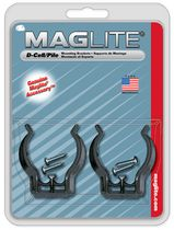 Maglite Mounting Brackets - D Cell