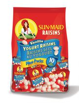 Sunmaid Vanilla Flavor Yogurt Raisins