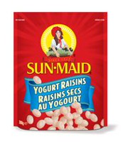 Sunmaid Vanilla Yogurt Raisins