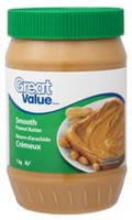 Great Value Smooth Peanut Butter