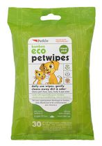 Petkin Bamboo Eco Pet Wipes