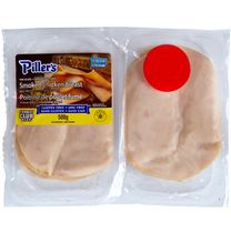 Piller's® Smoked Chicken Breast Club Size $8