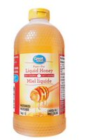 Great Value Pasteurized White Liquid Honey
