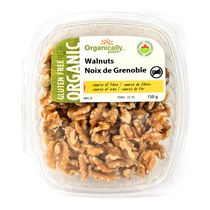 Organically Yours Gluten Free Organic Walnuts