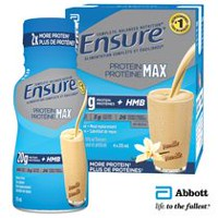 Ensure Enlive Vanilla Advanced Nutrition Gluten-Free Meal Replacement