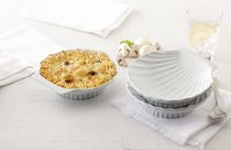 Trudeau Maison 4-Piece Shell Dish Set