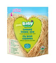 Baby Gourmet Foods Inc Creamy Brown Rice Organic