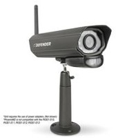 Defender Digital Wireless Long Range Camera with Night Vision